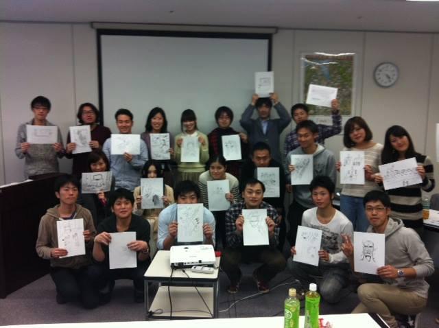 3/22【終了】 誰でも3時間で上達!!簡単マンガ講座 入門編