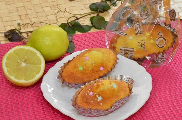 7/5【終了】 親子で楽しくお菓子作り!レモンマドレーヌを作ろう