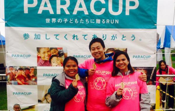4/5【終了】第11回 PARACUP2015~世界の子どもたちに贈るRUN~