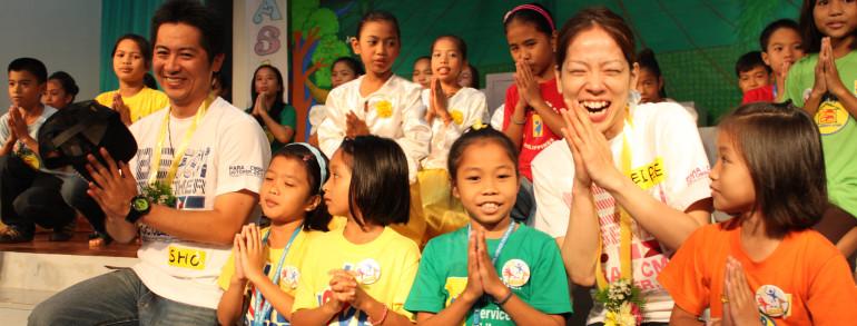必ず毎年フィリピンへ子どもたちに会いに行く理由とは?