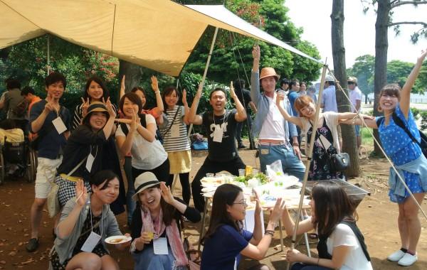 5/29【終了】 初夏の大BBQ大会
