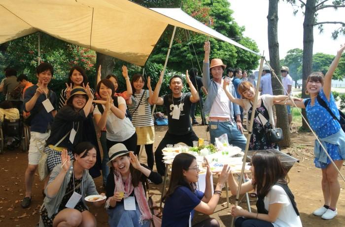 2015/6/7【終了】 初夏の大BBQ大会2015