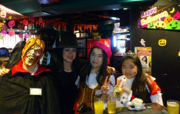 2015/10/31【終了】 Halloween Party