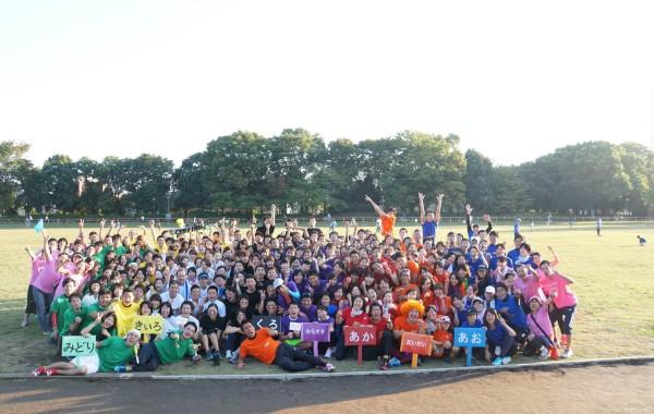 2015/10/18【終了】 大人の運動会2015 〜弾けろ!日本のオトナタチ