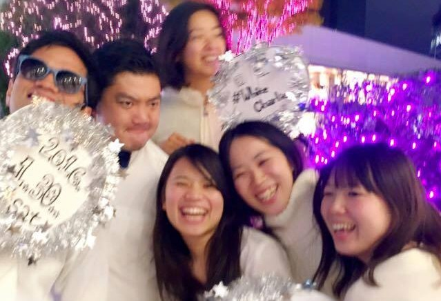 1/30【終了】  White Party,White Charlie