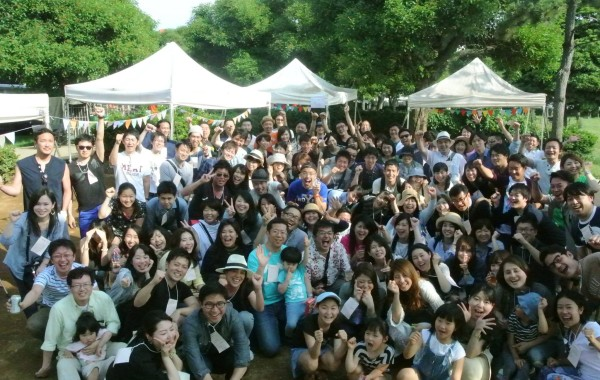 5/28【終了】 初夏の200人バーベキュー 2017『キミの名は?』
