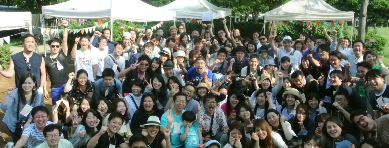 2016/5/29【終了】 初夏の大BBQ大会~やっぱり夏はBBQ!広げよう友達の輪!~