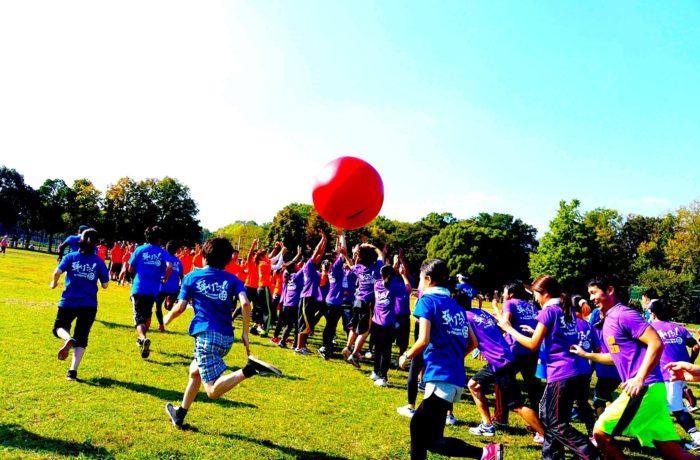10/14【終了】 弾けろ!日本のオトナタチ!大人の運動会2018