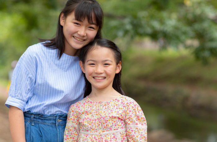 5/25・6/2 プロカメラマンによる家族写真撮影会